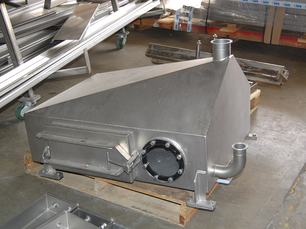 Special Tanks in Stainless